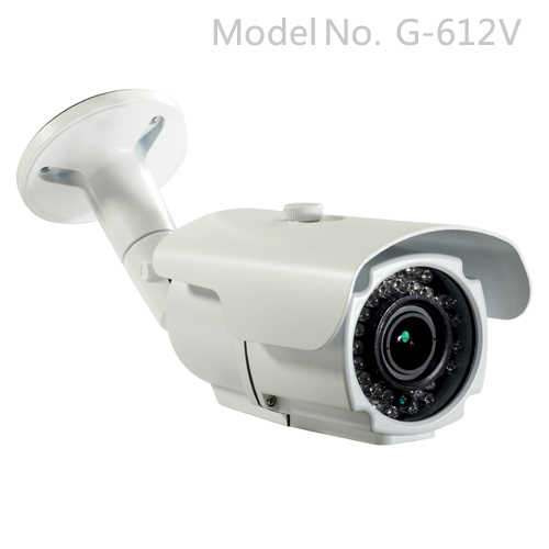 G-612V 720P 2.8-12 mm Varifocal Waterproof Day&Night Outdoor