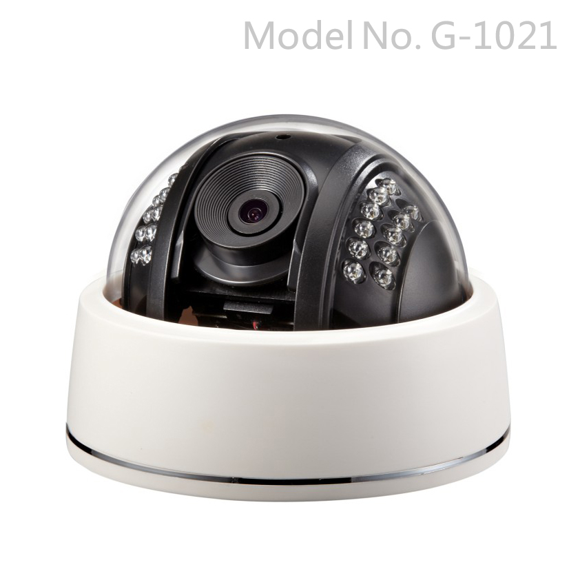 G-1021 1080P Plastic Housing Day&Night Indoor