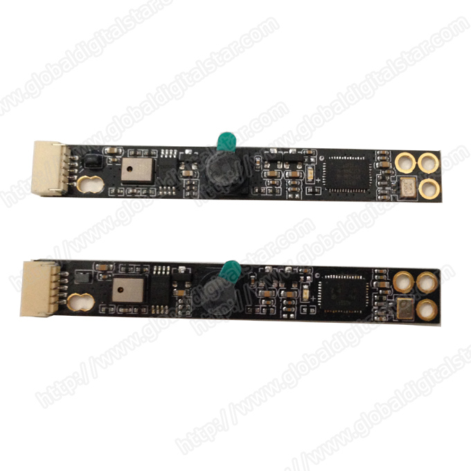 2mp Fixed Focus USB Camera Module with MIC & LED