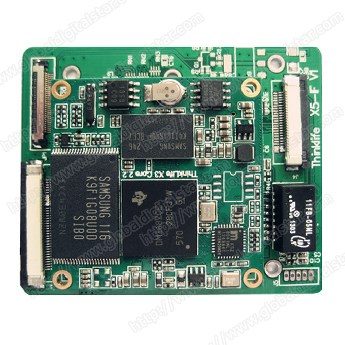 IP HD HP Encode Board