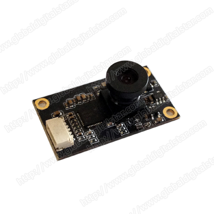3MP Fixed Focus Wide Angle USB Camera module with OV3640