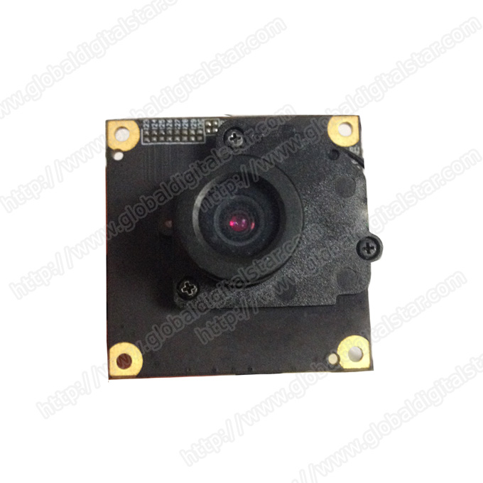 H.264 720P USB Camera Module with IR-cut Filter