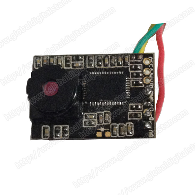 Smallest H.264 720P USB Camera Module